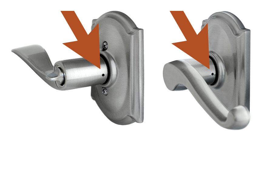 Schlage Handles Extensions For Door Handles
