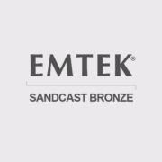 Extensions for Emtek Sandcast Bronze Handles